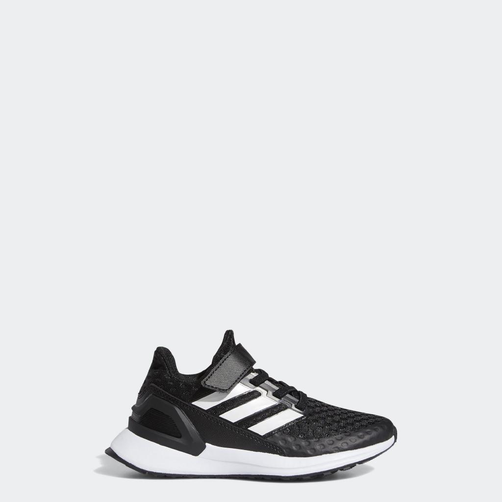 Adidas Running รองเท้า Rapidarun เด็ก ไม่ระบุ เพศ Black Ef9258.