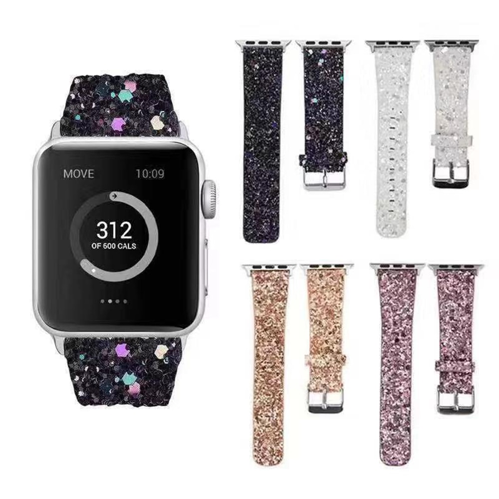 Watch Band for Apple Watch Series 1-5 Strap for Iwatch 38mm 40 42 mm Bracelet Smart Accessories Wrist for Apple Watch Ba