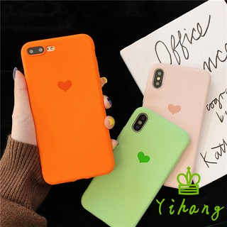 Review Huawei Y7 Pro Y9 2018 Y9 2019 Love Pattern Scrub TPU Soft Case