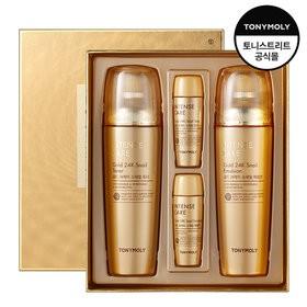 [เซ็ต4ชิ้น] TONYMOLY Intense Care Gold 24K Snail Skin Care Set อ่านก่อนสั่งซื้อ