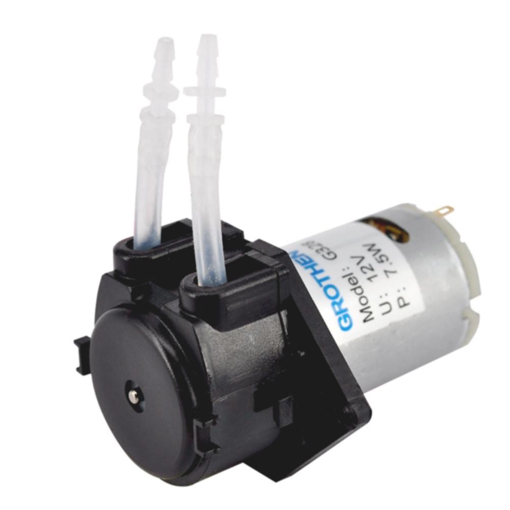 ปั๊มดูดจ่ายสารละลาย Peristaltic Pump DC 12V/24V DIY | Shopee Thailand