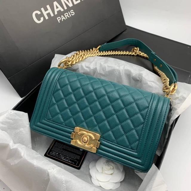 กระเป๋า CHANEL BRAND 🎀 Chanel Le Boy