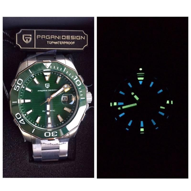 นาฬิกา แบรนด์ PAGANI  DESIGN  รุ่น PD1617 (ของแท้ 100%)