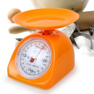 Review Telecorsa เครื่องชั่ง ตาชั่งอาหาร 2Kg Kitchen Scale คละสี รุ่น KitchenScale-2kg-00h-Song