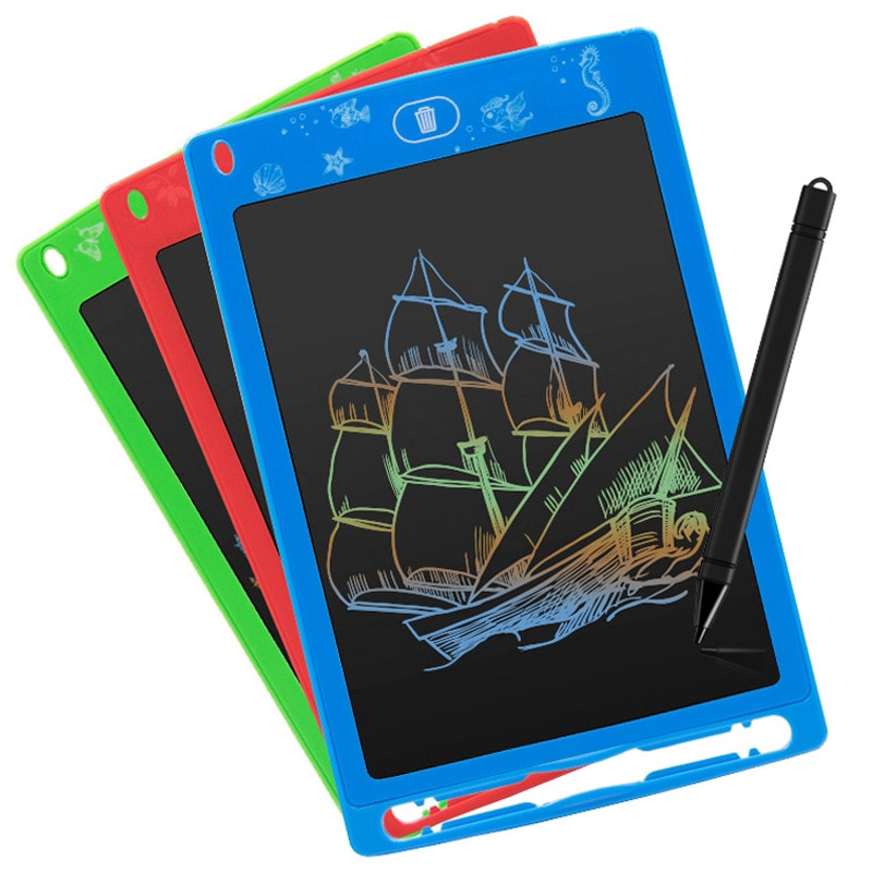 8.5 Inch Child Kids LCD Electronic Tablet Painting Writing Board Drawing Tablet