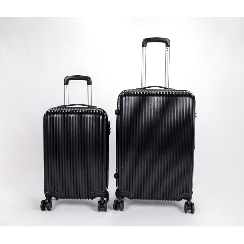 กระเป๋าเดินทางล้อลาก กระเป๋าล้อลาก กระเป๋าลาก กระเป๋าเดินทาง ขนาด20/24นิ้ว กระเป๋าลาก กระเป๋าเดินทางล้อคู่ แข็งแรง ยืดหย