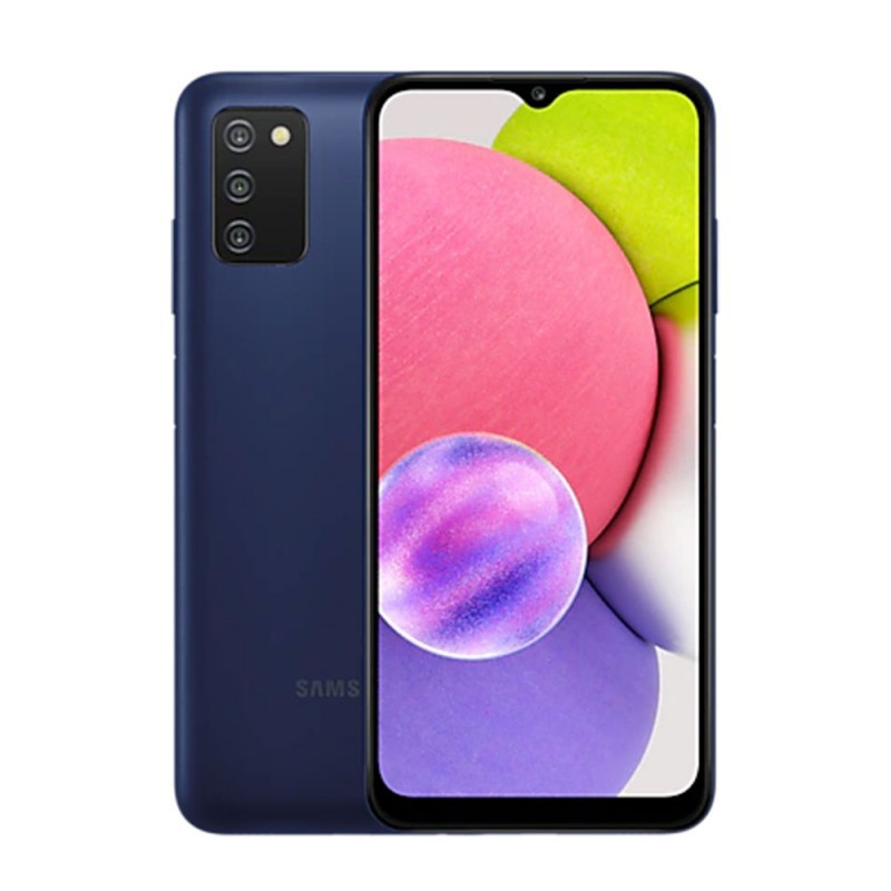 Samsung Galaxy A03s 4GB 64GB Garansi Resmi SEIN 1 Tahun