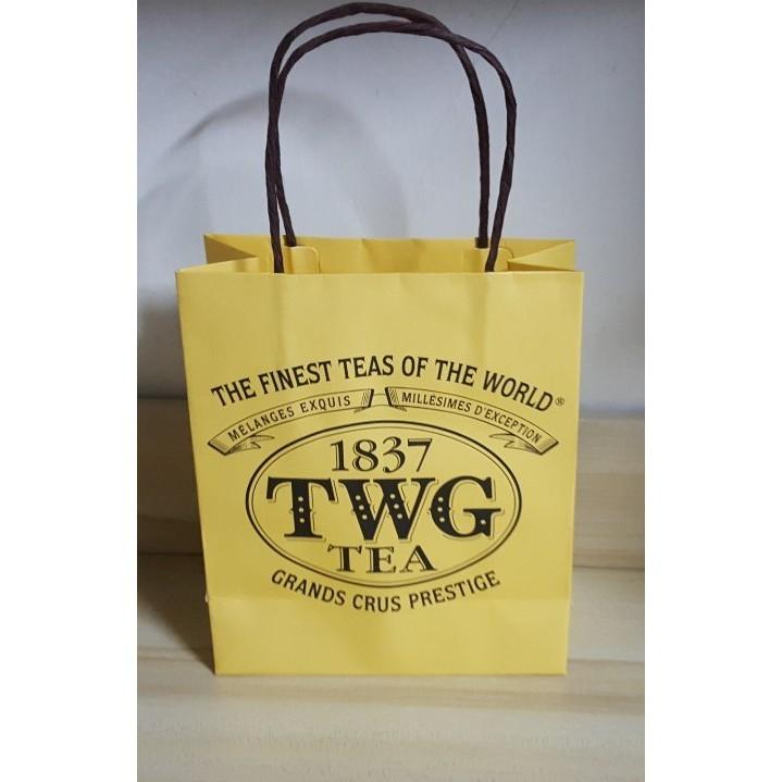 ถุงกระดาษ TWG Tea ถุง shop แบรนด์ต่างๆ
