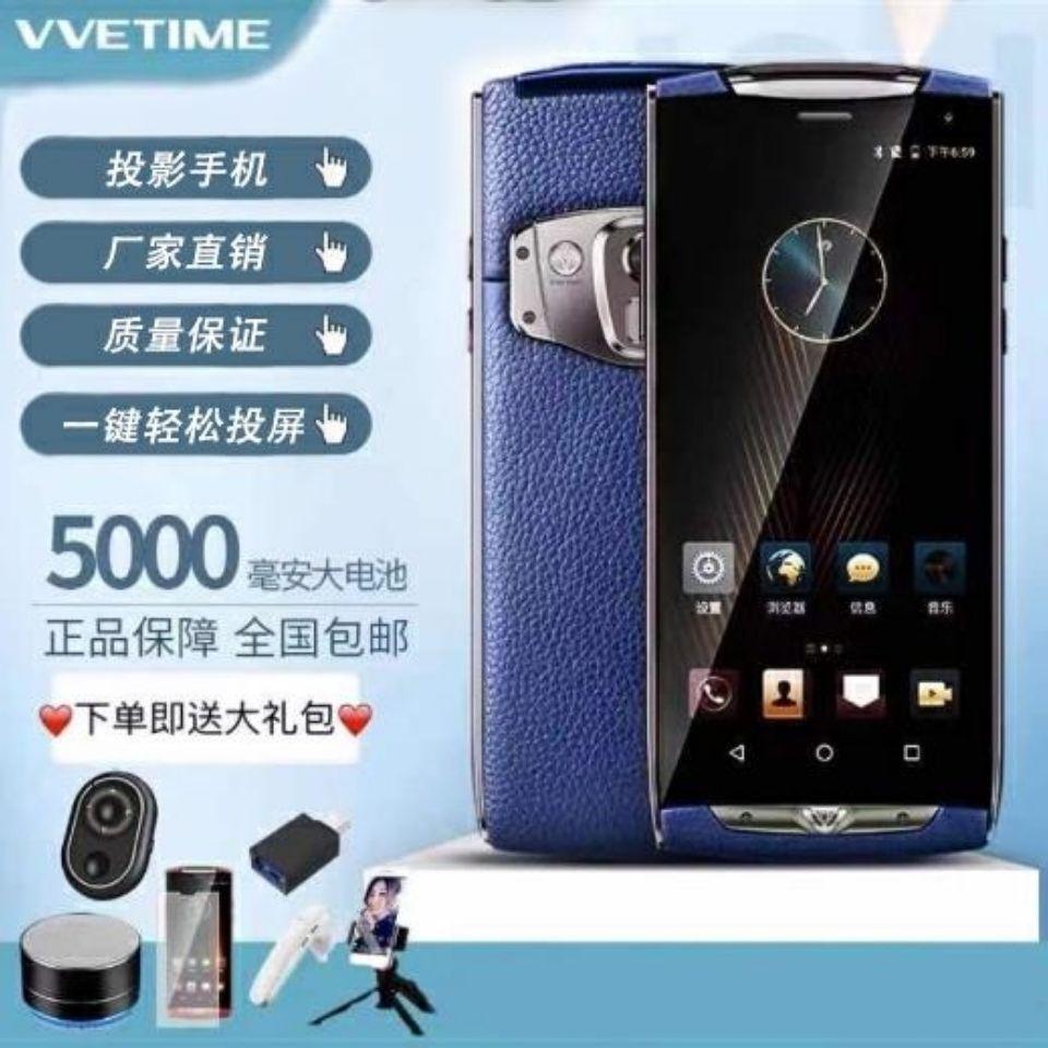 ฉายโทรศัพท์มือถือทั้งหมดในหนึ่งสมาร์ทโฟนV1SEเครื่องฉายภาพไร้สายมินิขนาดเล็กVVETIMEHDธุรกิจ BJ2w