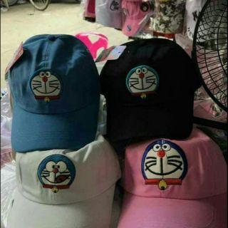 หมวกแก๊ปลายการ์ตูน4สี