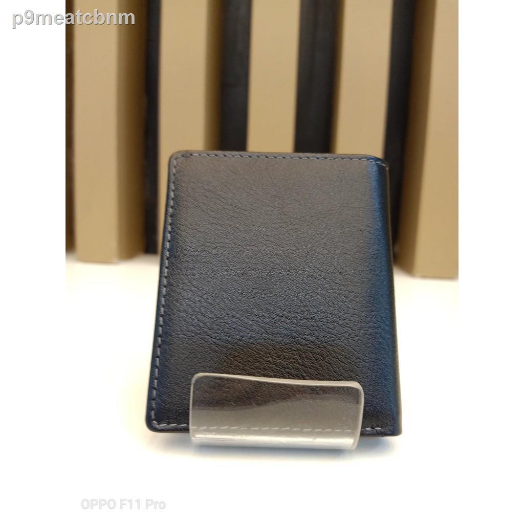 【กระเป๋า】✥♝❧กระเป๋าใส่นามบัตร Devy รุ่น 302 กระเป๋าใส่นามบัตรโค้ชที่ใส่นามบัตรกระเป๋าใส่นามบัตร louis vuitton ของ