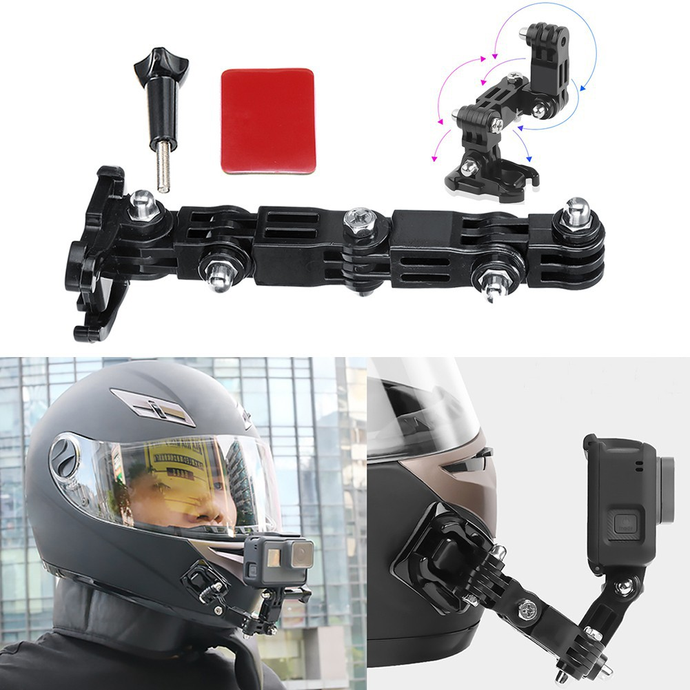 ❤tamymy❤หมวกกันน็อคสำหรับ Gopro Hero 6 5 4 3 Action Camera