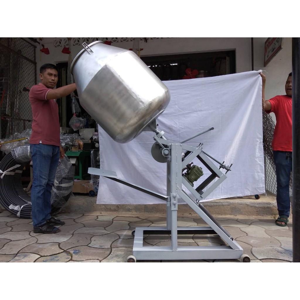 เครื่องคั่วถั่ว คั่วกาแฟ คั่วมะพร้าว คั่วพริกแห้ง ขนาด 25นิ้วx28นิ้ว ไม่มอเตอร์(AKJH)