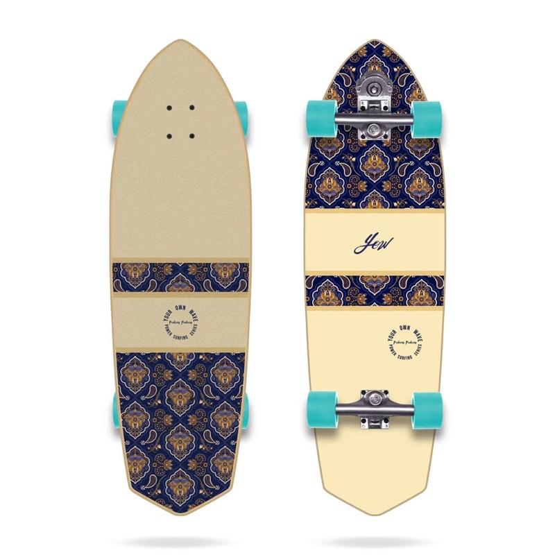 """Yow Padang Padang 34"""" surfskate"""