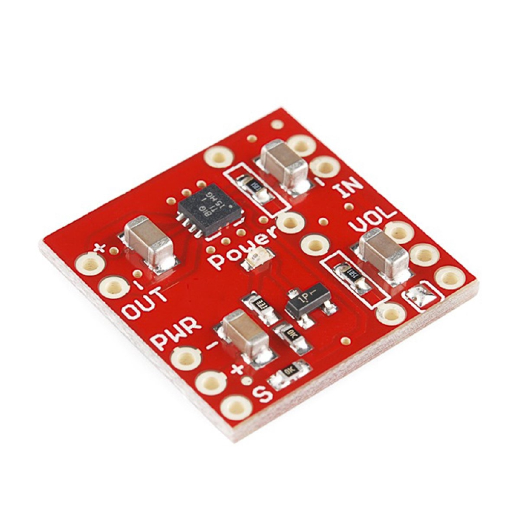 TPA2005D1 250Khz Mono Audio Breakout Class-D Operation Audio Amplifier  Module