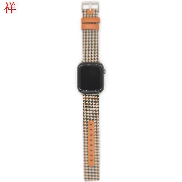 ✜สายสำหรับ Applewatch สายนาฬิกา สายหนัง 38mm 40mm 42mm 44mm series 1/2/3/4/5/6 SE