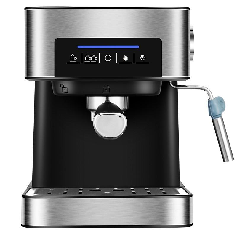 เครื่องชงกาแฟ เครื่องชงกาแฟเอสเพรสโซ การทำโฟมนมแฟนซี การปรับความเข้มของกาแฟด้วยตนเอง เครื่องทำกาแฟขนาดเล็ก