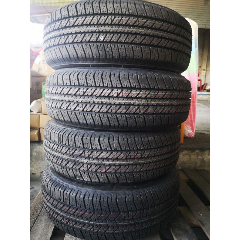 Bridgestone ปี20 265/65R17 ยางถอดป้ายแดงบริสโตนปี20 รุ่น HT684☎️088-166-9292