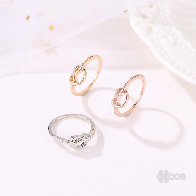 แหวนทองคำขาวดอกกุหลาบผู้หญิงเครื่องประดับทำด้วยมือที่สวยงาม 52