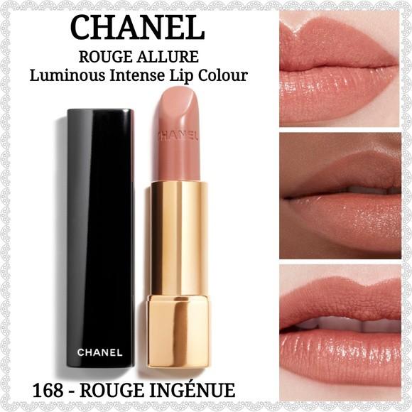 Ingenue Rouge Allure 168 Chanel