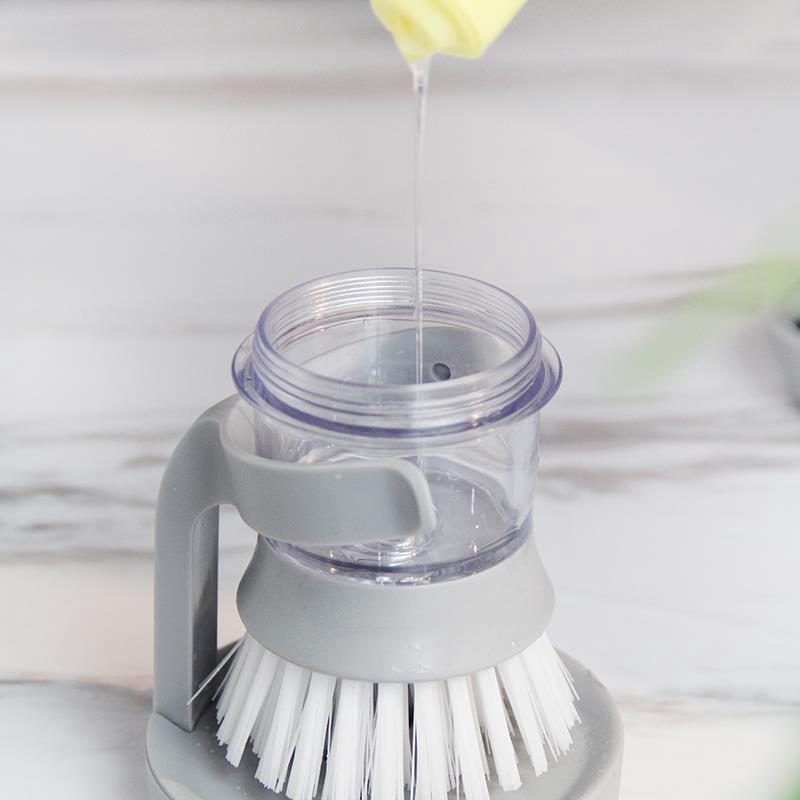 ห้องครัวขัดความคิดสร้างสรรค์สิ่งประดิษฐ์กระถางน้ำยาล้างจานสบู่มือตู้ทำสบู่กด