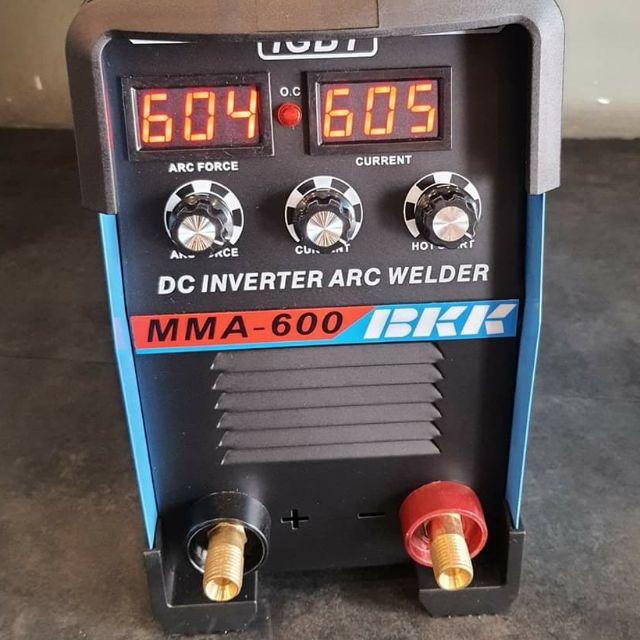 ตู้เชื่อม 600แอมป์ bkk mma600