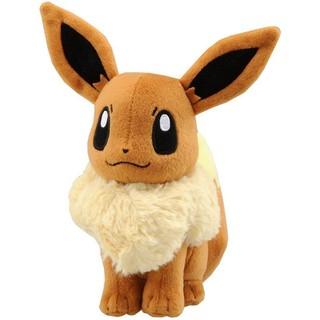 Pokemon Character Toys PLush Doll Pikachu Eevee Teddy Stuffed Soft Toy XMAS Gift