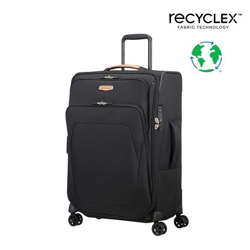 """กระเป๋าเดินทาง กระเป๋าเดินทางล้อลาก [SIZE24""""] SAMSONITE  รุ่น SPARK SNG ECO ขนาด 24 นิ้ว SO กระเป๋าล้อลาก กระเป๋าเดินทาง"""