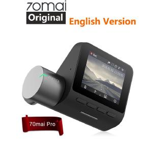 Xiaomi 70 Mai Pro Dash Cam 70mai DVR 1944P GPS ADAS English Voice Control 24H Parking Mo