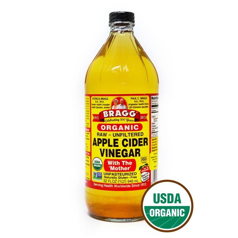 Bragg Apple Cider Vinegar 946ml ราคาโดนใจ