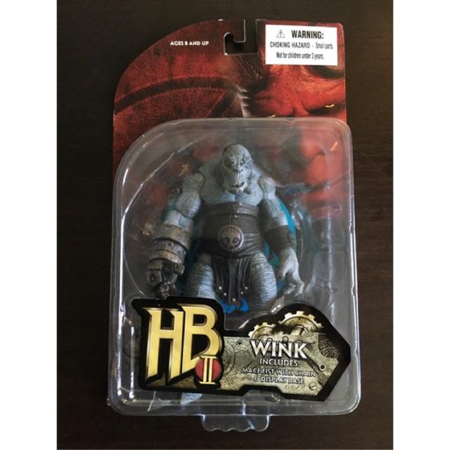 Hellboy II Action Figure 1:18, Wink