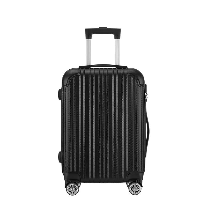 กระเป๋าเดินทาง กระเป๋าล้อลาก 20 24 Inch Set Carry On Luggage Lightweight Suitcase with TSA Lock for Travel Business