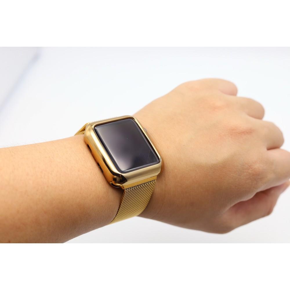 ?สาย Apple Watch Milanese Loop วัสดุ สแตนเลสสตีล?