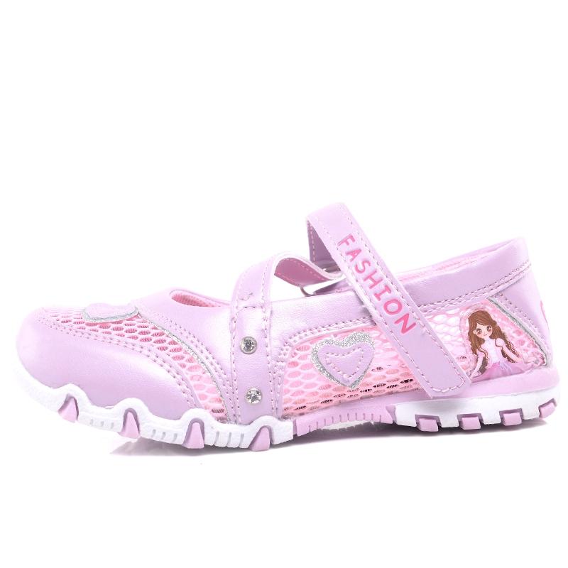 Casual รองเท้าเด็กผู้หญิงที่ดี รองเท้าแฟชั่น รองเท้าคัชชู Shoe