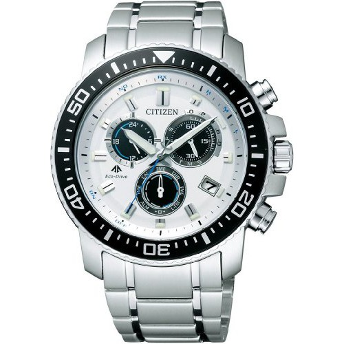 CITIZEN PROMASTER Promaster Eco-Drive Chronograph land series PMP56-3053