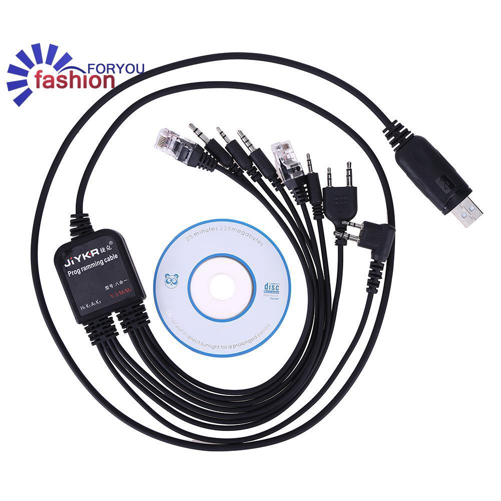New Programming Cable for Motorola CDM750 CDM1250 CDM1550 LS CDM1550 LS Radio