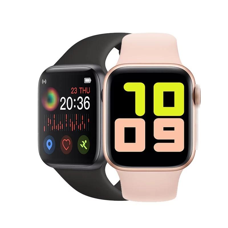 สมาร์ทวอทช์ iwo X7 Bluetooth Call Heart Rate Fitness Tracker 44mm Smartwatch PK iwo 16 15 14 สำหรับ Apple iphone Android