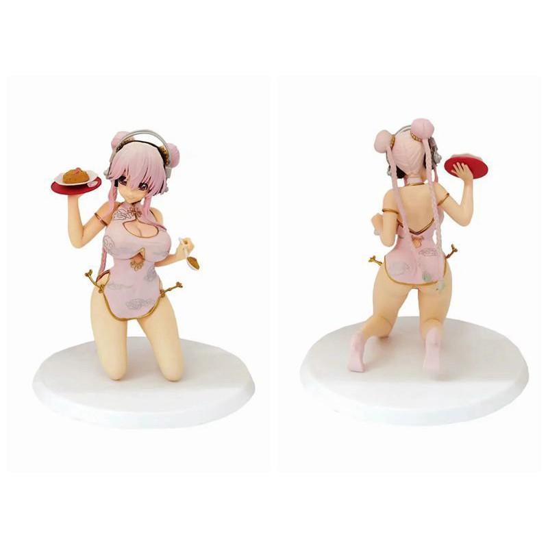 ตุ๊กตาฟิกเกอร์ผู้หญิงขนาด 18 ซม . 1 / 7 Scale Figure gift