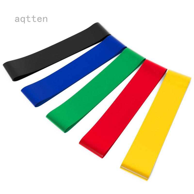 Aqtten ยางยืดออกกําลังกาย 1 ชิ้น