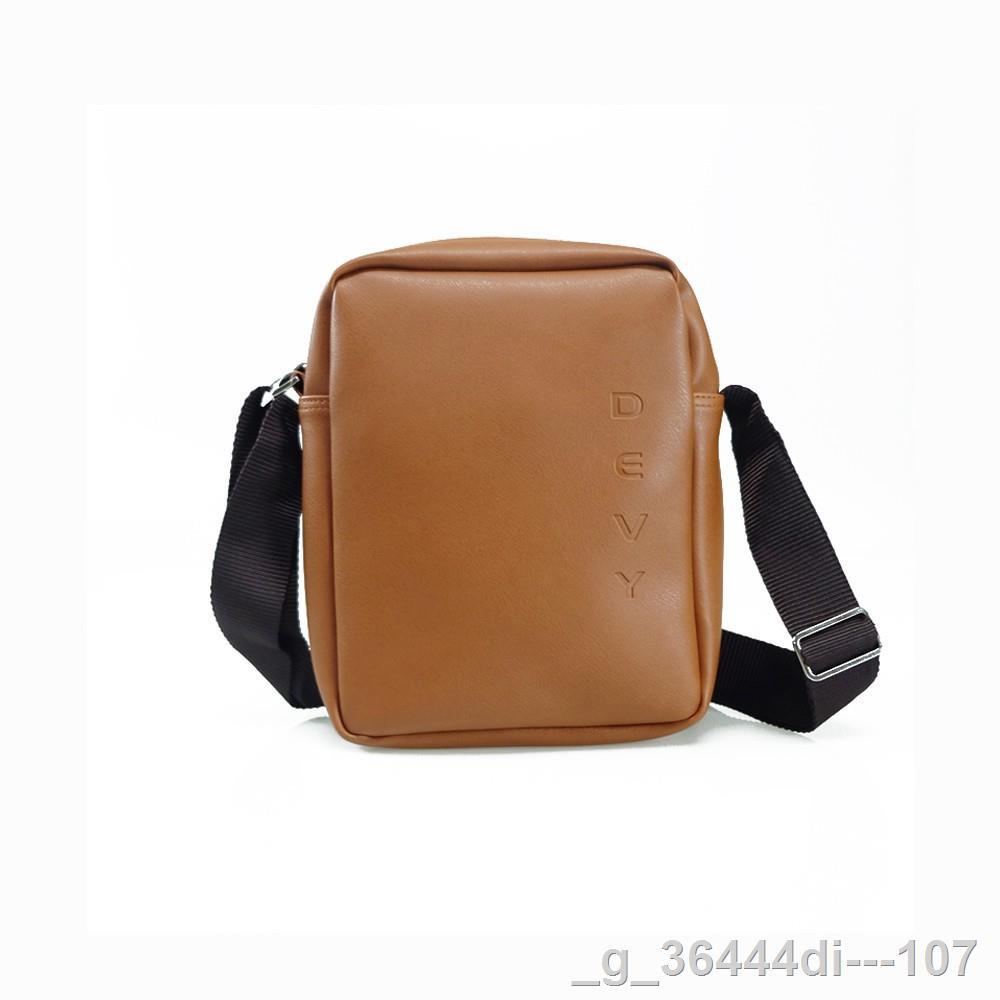 กระเปาคาดอก✽✽DEVY กระเป๋าสะพายข้าง รุ่น 032-1014-2