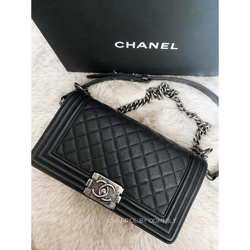 Chanel Boy10' holo23
