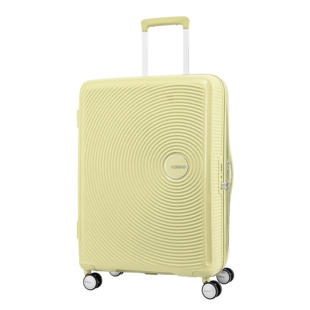 AMERICAN TOURISTER กระเป๋าเดินทางล้อลาก (25นิ้ว) รุ่น CURIO SPINNER 69/25 TSA