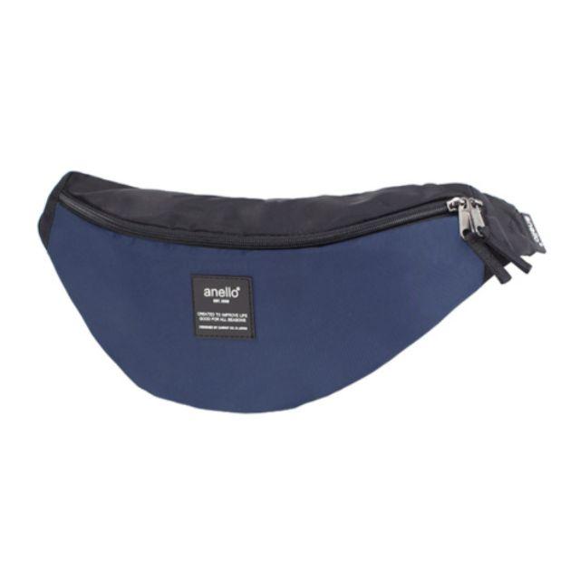 กระเป๋าคาดเอว anello REG O.X. MIX Waist Bag PL_OS-N010