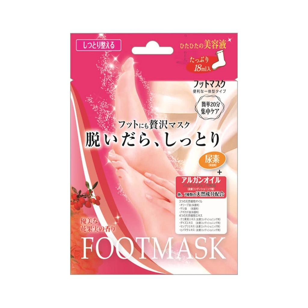 Lucky Trendy มาส์คเท้า Foot Mask (BSF251)