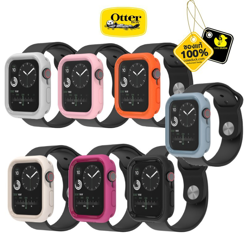 โทรศัพท์มือถือ ✭Apple Watch 4/5/6/SE (40/44mm) OtterBox Exo Edge Case✍