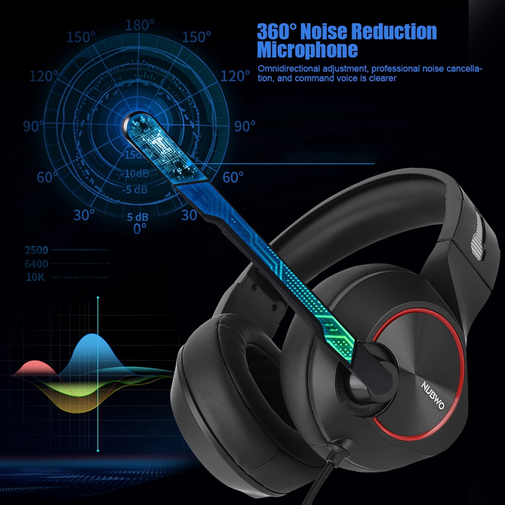 3 5mm Competitive Gaming Headset E-sports Wired Headset
