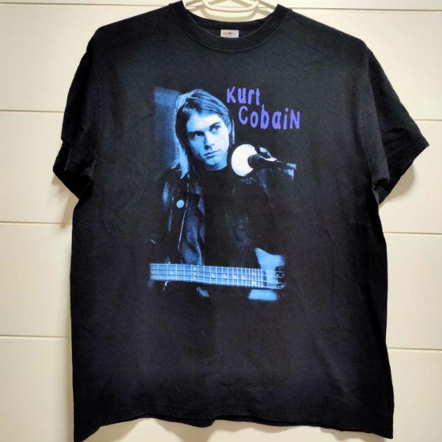 เสื้อวง Nirvana Kurt Cobain