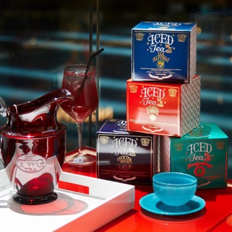 TWG ICED TEA 1 ซอง 7 กรัม (ราคาปกติ 1 กล่อง 7ซอง 1200฿)