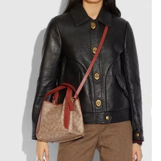 [AI]?? ใหม่ COACH Transformation Bag กระเป๋าถือกระเป๋าสะพายข้างกระเป๋าสะพายข้างหลากสีเลือกได้