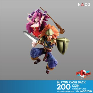 [Pre-Order] Square Enix : Bring Arts Trials Of Mana Bring Arts Duran & Angela